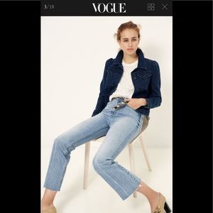 LaVie Rebecca Taylor Bluebel Wash Ines Jeans sz24